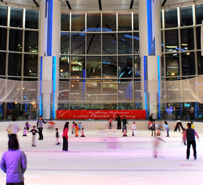 The Rink @ Elements HK
